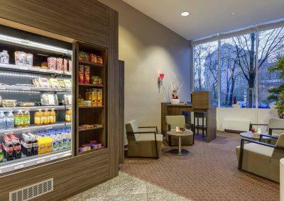 Kiosk Lounge - Park Inn by Radisson Hotel Dresden