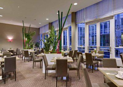 Restaurant - Park Inn by Radisson Hotel Dresden